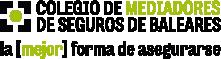 Colegio de Mediadores de Seguros de Baleares Logo